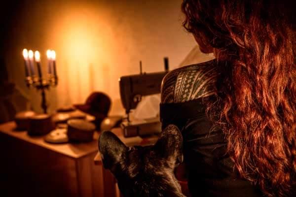 Antia: Die Hutmacherin