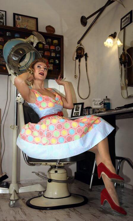 Aus der Kollektion Fräulein Valentine von Atelier DSigns
