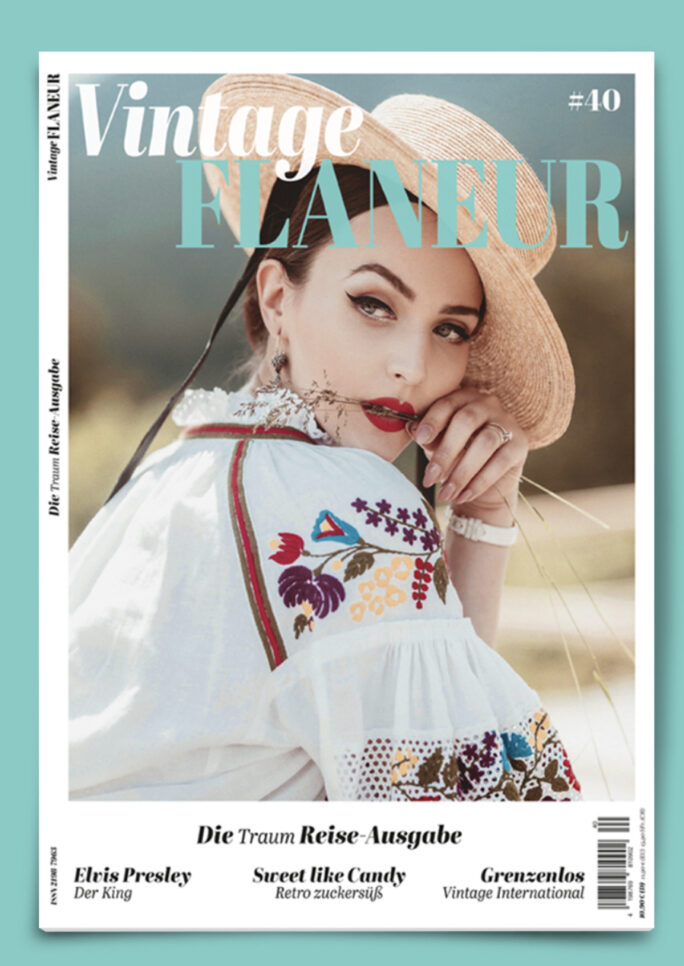 Cover Ausgabe 40 mit Hintergrund